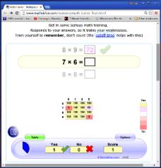 Math Trainer 3