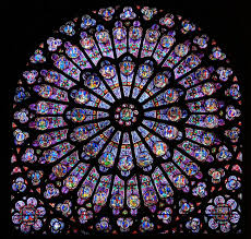 Rose window 3